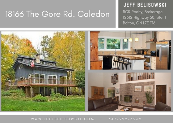 Home Purchased - 18166 The Gore Road, Caledon East, Ontario