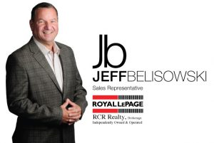 Jeff Belisowski - Peace of Mind. Because Buying and Selling your home should be stress free.