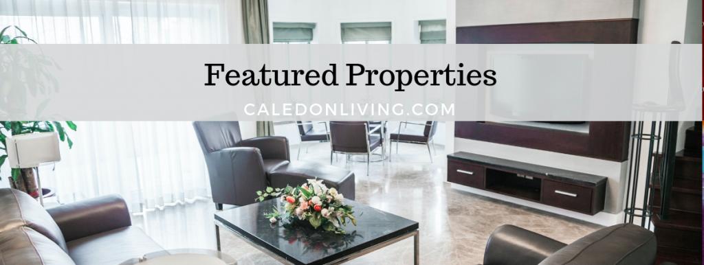 Featured Properties - Jeff Belisowski, Royal LePage Bolton