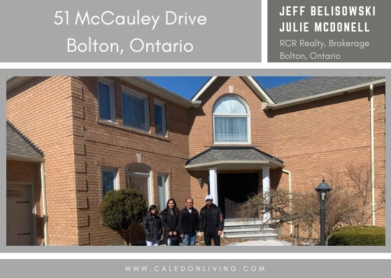 Properties purchased - 51 McCauley Dr