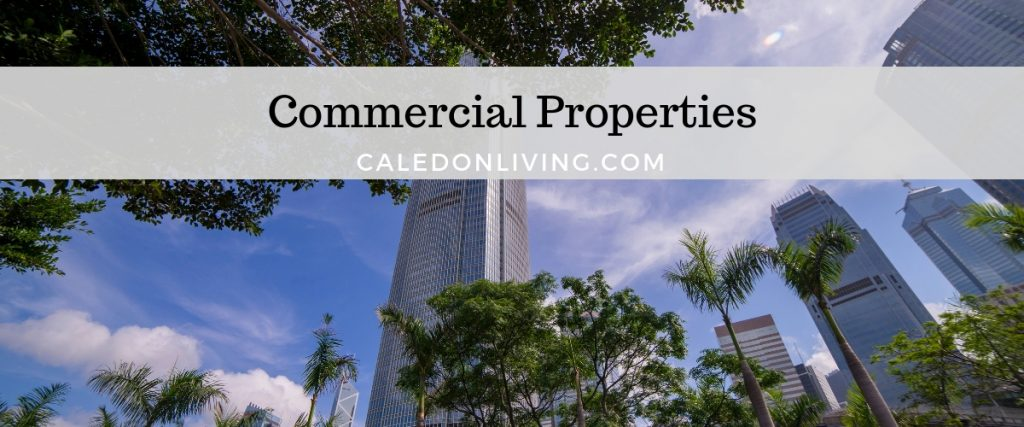 Commercial Properties Listed by Jeff Belisowski